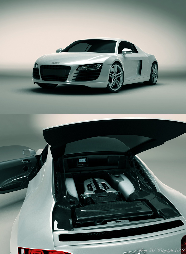 audi r8 evaluating essay