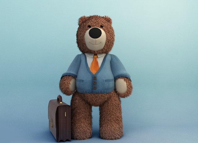Во что одеть медведя