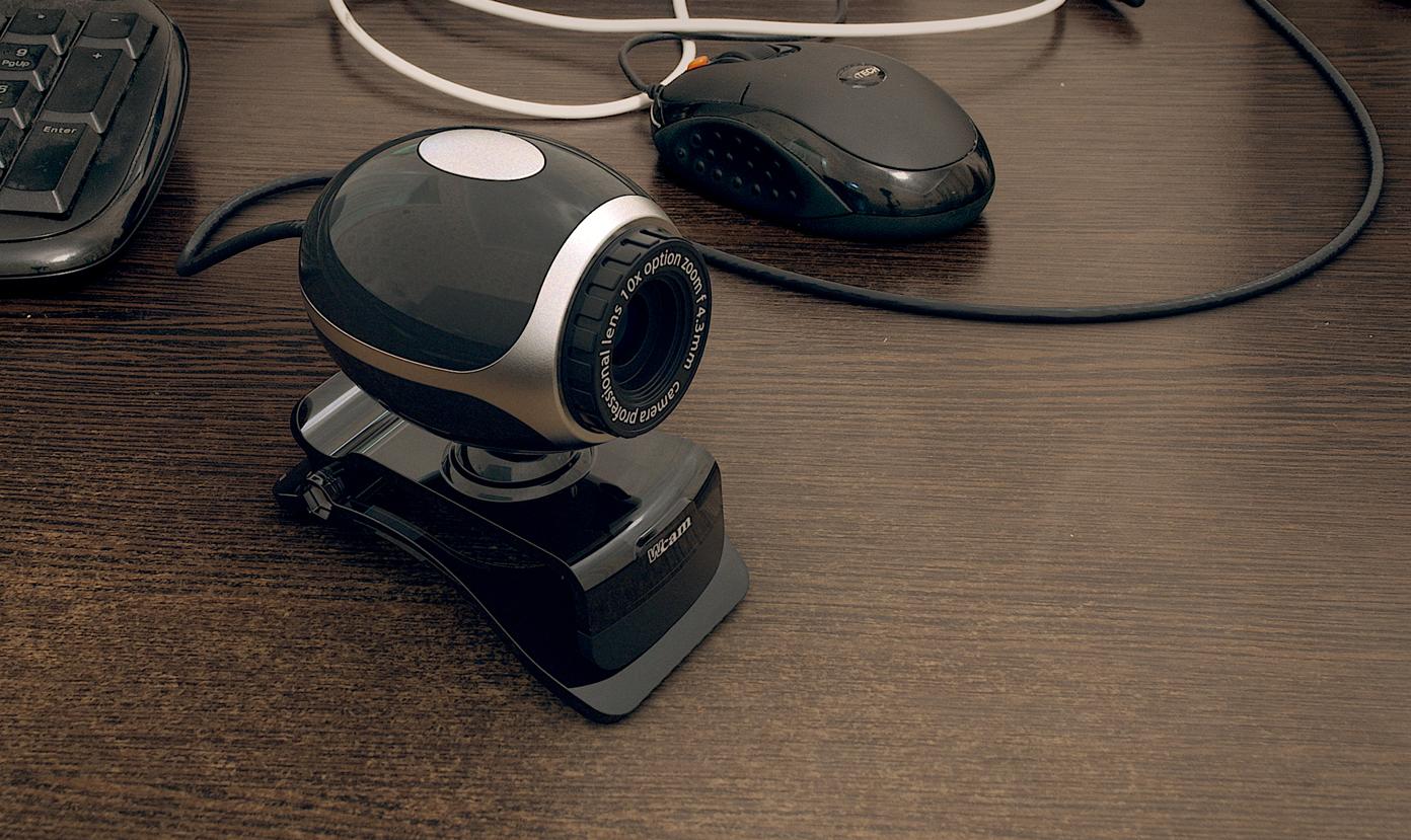 Как сделать камеру видеонаблюдения с помощью веб-камеры 353